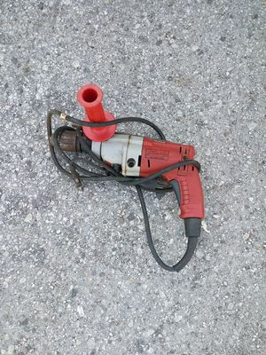 MILLWAUKEES MAGNUM HAMMER DRILL for Sale in Tampa, FL