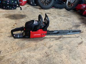 Craftsman 46cc chainsaw for Sale in Woburn, MA