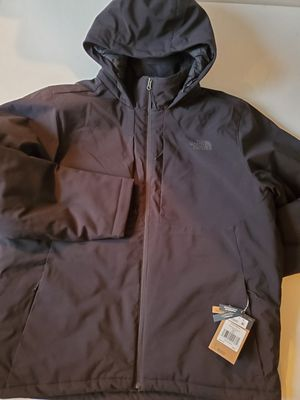 North face men elevation jacket 2xl black for Sale in Burien, WA