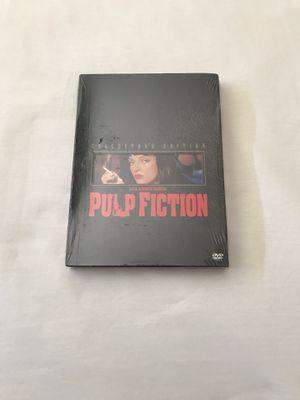 """DVD """"Pulp Fiction"""" Collector's Edition Sealed In Plastic New for Sale in Reedley, CA"""
