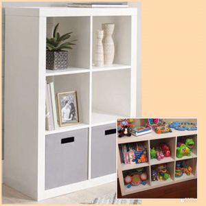 New!! White 6 Cube Organizer,Nursery,Playroom,Bookcase,Storage Unit for Sale in Phoenix, AZ