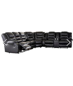 Lay Z Boy sectional and recliner. for Sale in Cypress, TX