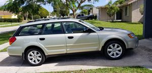 2007 SUBARU OUTBACK LIMITED for Sale in West Palm Beach, FL