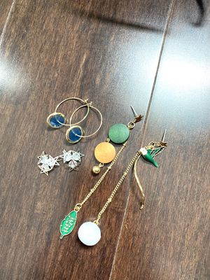 korean fashion earrings for Sale in Jacksonville, FL