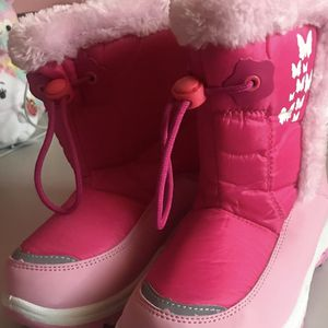 Snow Boots Size 13 For Girls for Sale in Carson, CA