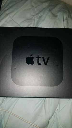 Apple tv 4k. Brand new in box never used. 64gb for Sale in Fort Lauderdale, FL