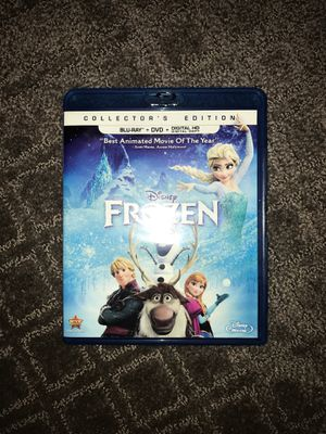 Blu-ray & Regular Movie- Frozen for Sale in Orange, CA