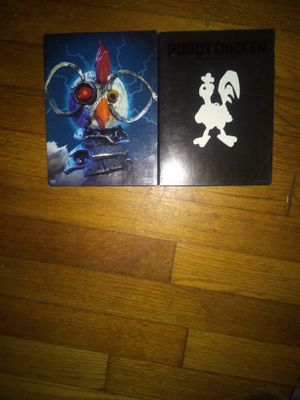 Robot Chicken Season 1 and 2 for Sale in Kingsport, TN