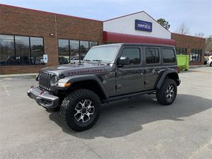 2020 Jeep Wrangler Unlimited for Sale in Greensboro, NC