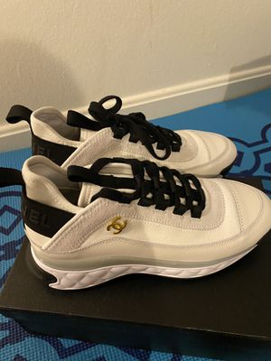 Chanel new Sneakers. Color available ( White And black) for Sale in Springfield, VA