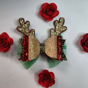 Christmas Hairbows / Moños Navideños for Sale in Norco, CA