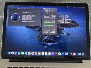 "Apple MacBook Pro 15"" (2015) 2.2Ghz i7 16GB 512GB SSD for Sale in Alexandria, VA"