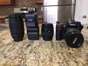 Nikon D7000 like new for Sale in Alexandria, VA