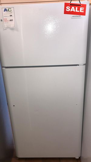 BIG BARGAINS!! CONTACT TODAY! Frigidaire Refrigerator Fridge White #1484 for Sale in Baltimore, MD