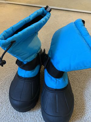 Brand new Kids snow boots size 1 Northside for Sale in Livermore, CA