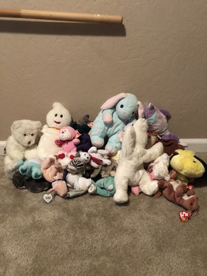 Ty Beanie Babies for Sale in Fresno, CA
