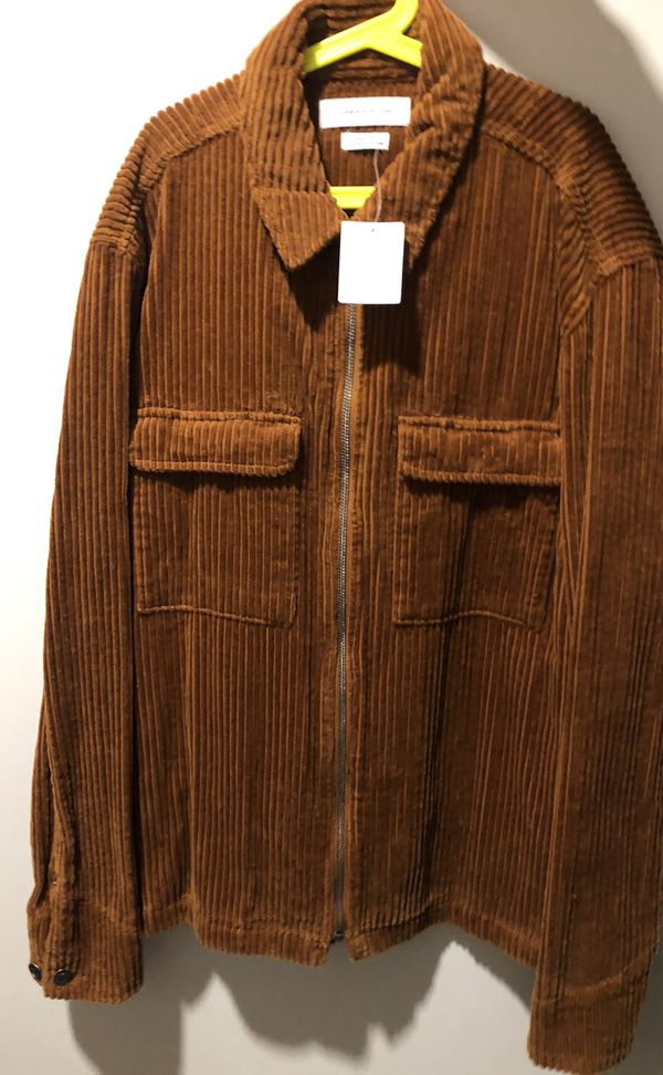Brown Classic Jacket from Urban Outfitters
