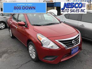 2015 Nissan Versa for Sale in San Antonio, TX