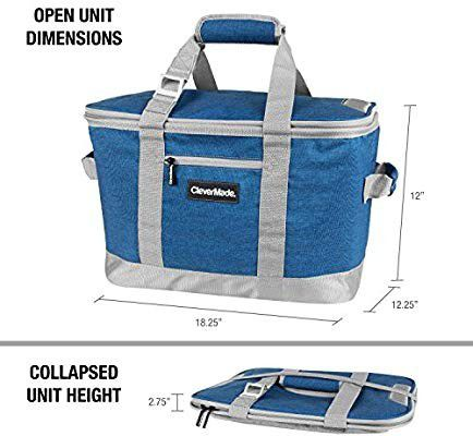Collapsible Travel Cooler