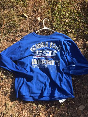 Georgia State University Long sleeve. for Sale in Stone Mountain, GA