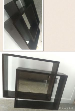 Crate & Barrel Hanging Wall Mirror for Sale in Tampa, FL
