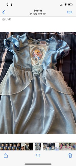 Cinderella dress for Sale in Chesapeake, VA