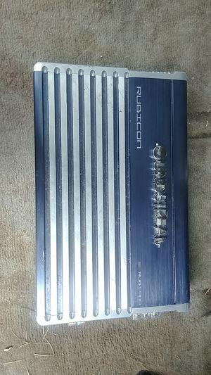 400w amplifier for Sale in Portland, OR