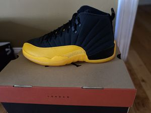 University Gold Jordan Retro 12 for Sale in Mableton, GA