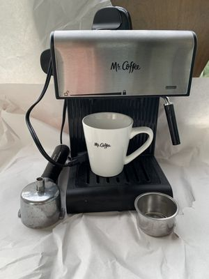 New Mr. Coffee Expesso Maker for Sale in Fort Lauderdale, FL