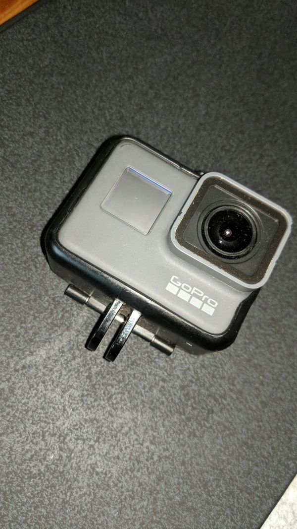GoPro 5 with scuba case