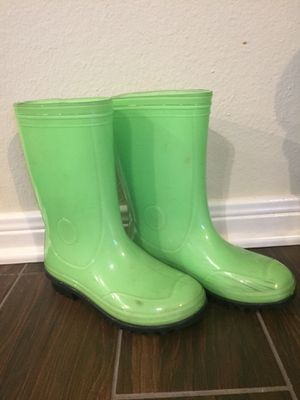 Kid's Rain Boots for Sale in League City, TX