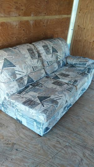"Nice Sleeper Sofa From Sectional 73.5"" L x 39"" Depth for Sale in Edgerton, MO"