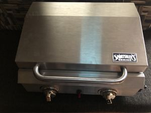 Sportsman's Series Two Burner Propane Camping Grill for Sale in LOS RNCHS ABQ, NM