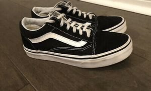 Old school vans women's size 7 for Sale in Coral Gables, FL