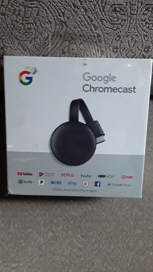 Chromecast never opened already have one for Sale in Des Moines, WA