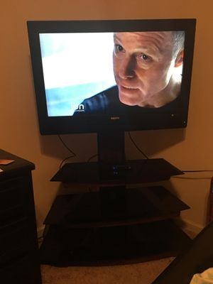 """36"""" TV and stand. for Sale in Calera, AL"""