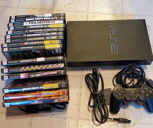 PlayStation 2 ps2 bundle for Sale in Los Angeles, CA