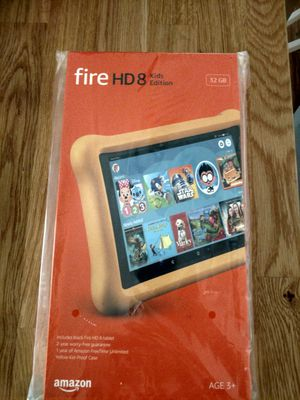 Amazon Fire HD 8 Kids Tablet (Brand New) for Sale in Portland, OR