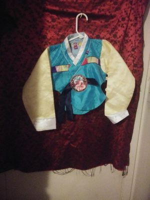 Korean kids clothing traditional for Sale in Harker Heights, TX