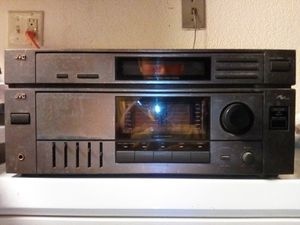 JVC® RX-R75TN Computer Controlled AM/FM Stereo Receiver for Sale for Sale in San Jose, CA