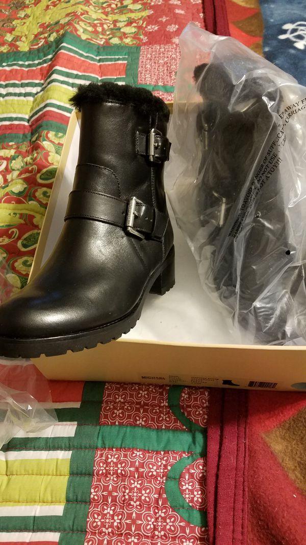 Michael Kors boots new