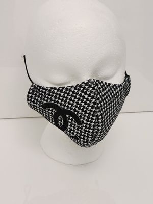 Black and white fashion face mask for Sale in Odessa, FL