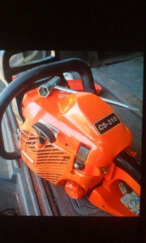 Chainsaw CS-310..$200 for Sale in Escondido, CA