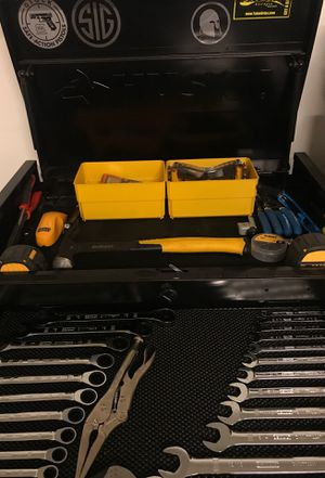 Dewalt Tools and Husky tool Box for Sale in Murrieta, CA