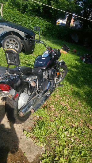 2007 Yamaha V-Star 650 Custom for Sale in Philadelphia, PA