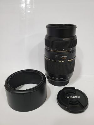 Tamron AF 70-300MM 1:4-5.6 Tele Macro Lens for Sale in Lakewood, CO