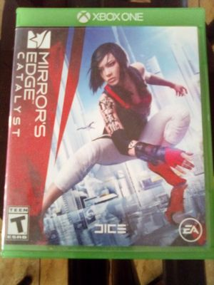 Mirror's Edge Catalyst Perfect Condition for Sale in Apple Valley, CA