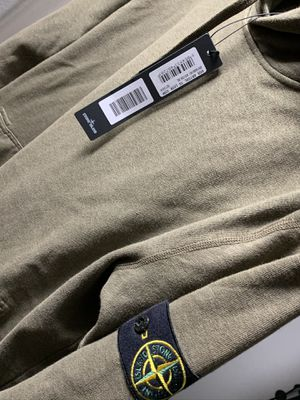 DS Stone Island hoodie (Olive) size XL for Sale in Las Vegas, NV