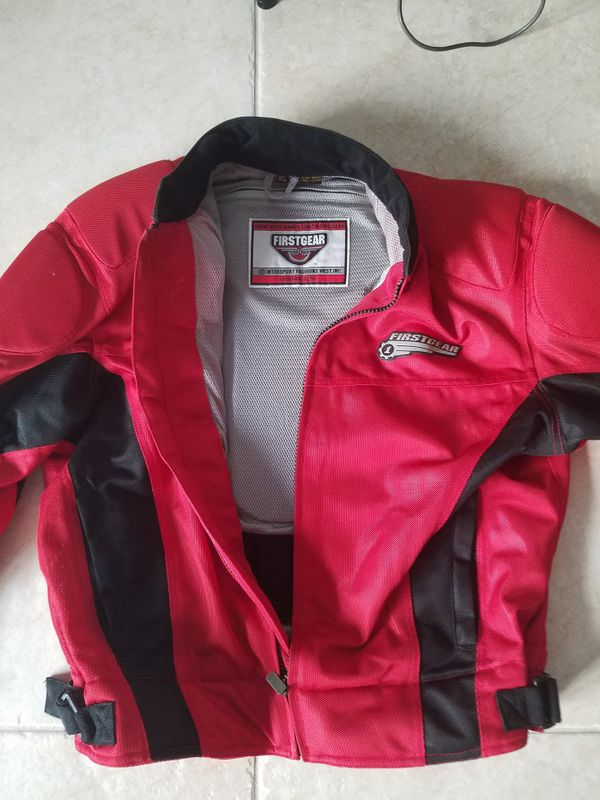 Summer Motorcycle Jacket first Gear