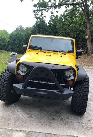 Jeep Rubicon 2008 for Sale in Snellville, GA